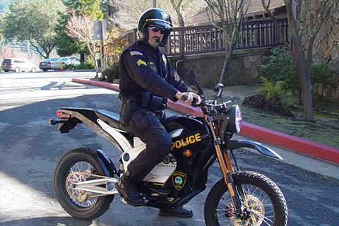 Zero Motorcycles 2011 Police
