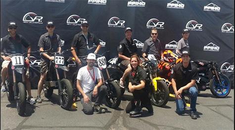 Zero Motorcycles Pikes Peak
