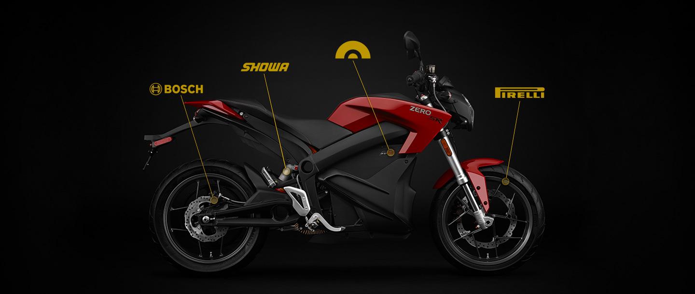 Zero Motorcycles 2015