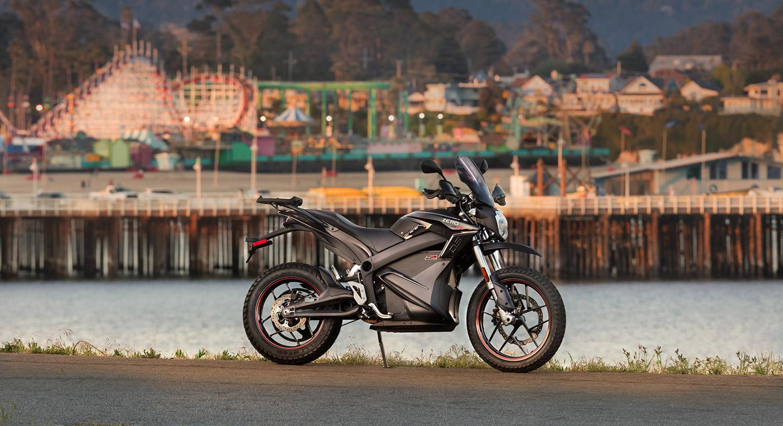 Zero Motorcycles 2016 anniversary edition DSR