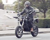 Zero FXS electric motorcycle