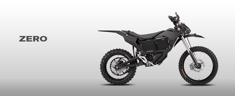 2014 Zero MMX Electric Motorcycle