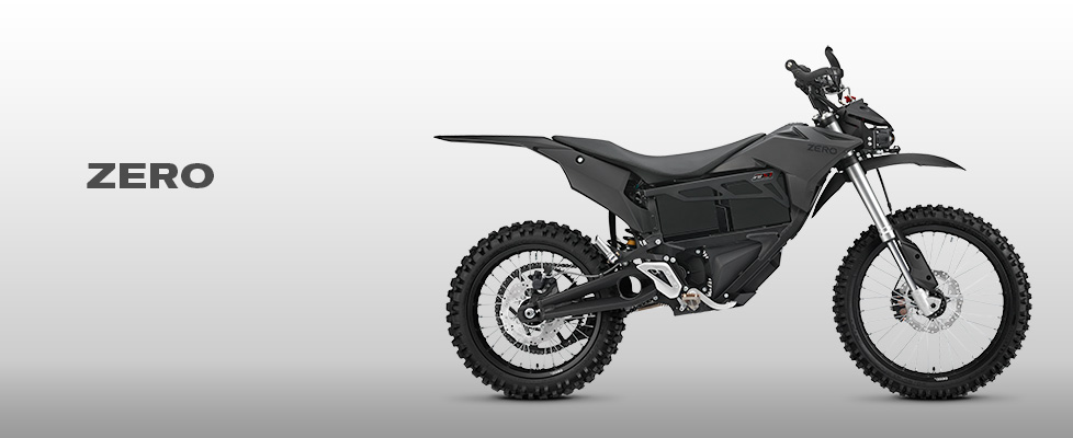 2015 Zero MMX Electric Motorcycle