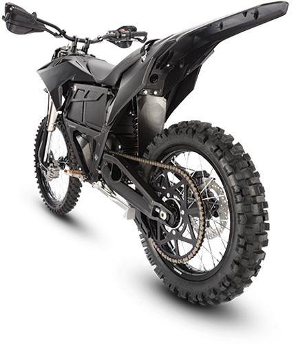 2014 Zero Motorcycles MMX