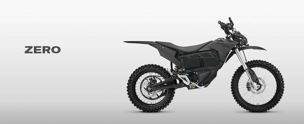 2018 Zero MMX Electric Motorcycle