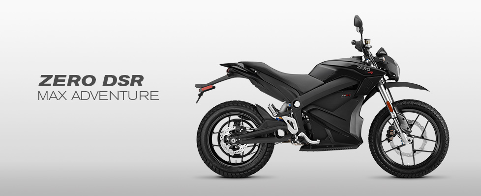 2016 Zero DS Electric Motorcycle