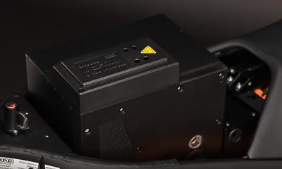Power Tank de Z-Force® para la motocicleta eléctrica Zero DS