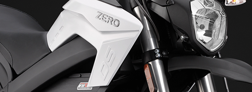 2015 Zero DS Upper View