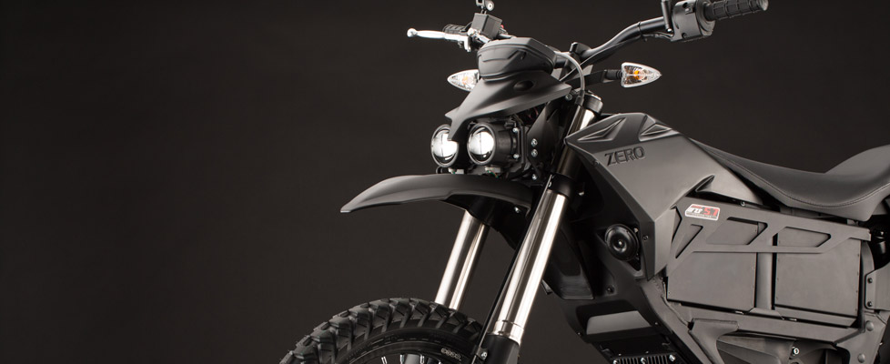 2014 Zero FX Electric Motorcycle
