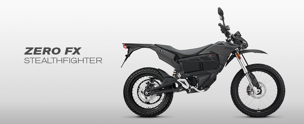 2015 Zero FX Electric Motorcycle