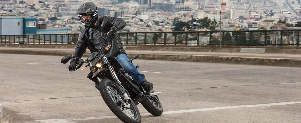 2016 Zero FX Electric Motorcycle