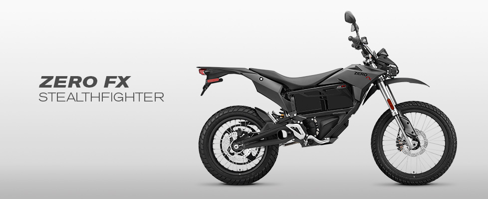2016 Zero FX Electric Motorcycle