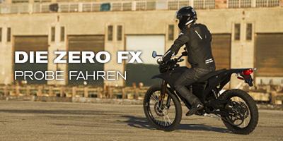 Die Zero FX probefahren