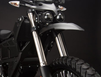 Zero FX Electric Motorcycle Front Fork