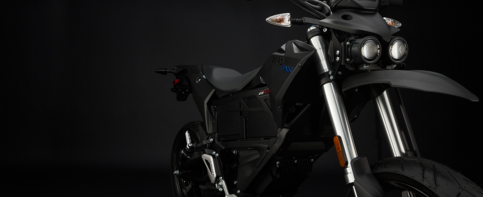 2017 Zero FXS Electric Motorcycle