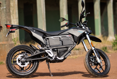 Zero FXS Electric Motorcycle Charging System