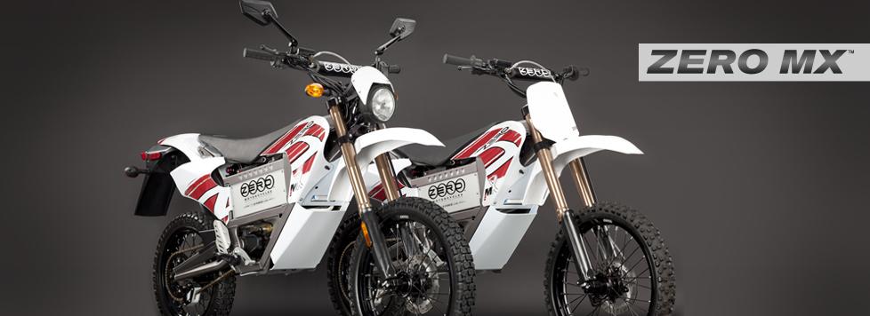 ZERO MX Electric Motorcycle || ZERO MOTORCYCLES