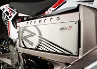Batterie  de la Zero MX
