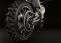 Zero MX Electric Motorcycle Rear Tire