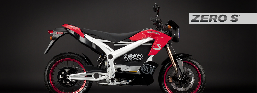 2011 Zero S Electric Motorcycle