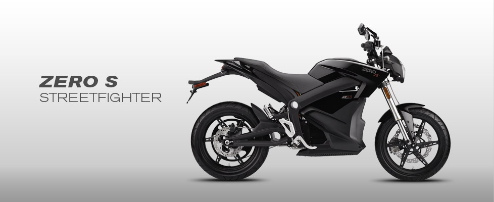 2014 Zero S Electric Motorcycle