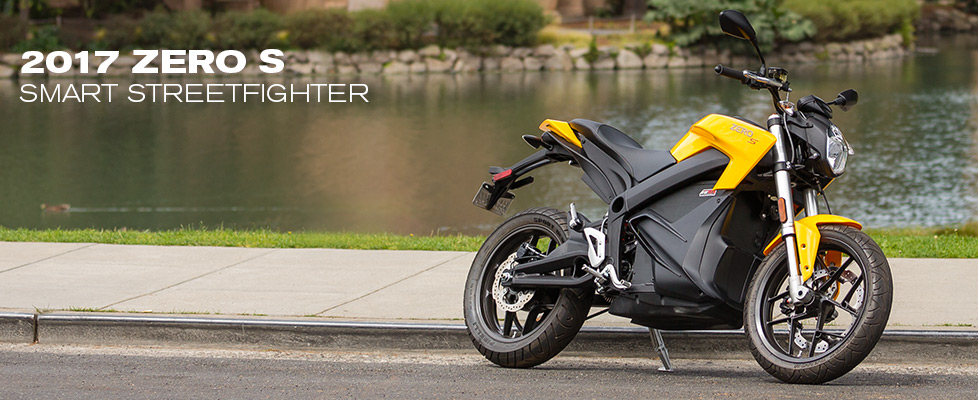 2017 Zero S Electric Motorcycle