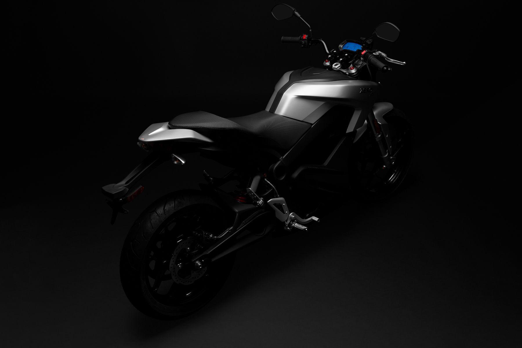 lit motorcycle details