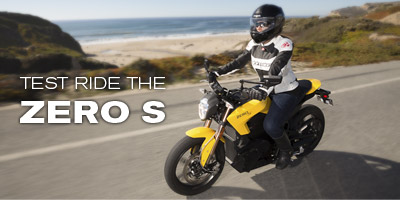 Test Ride the Zero S