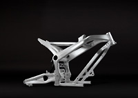 Zero S Electric Motorcycle Frame