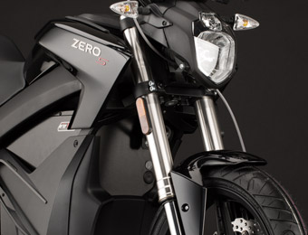 Zero S Electric Motorcycle Front Fork