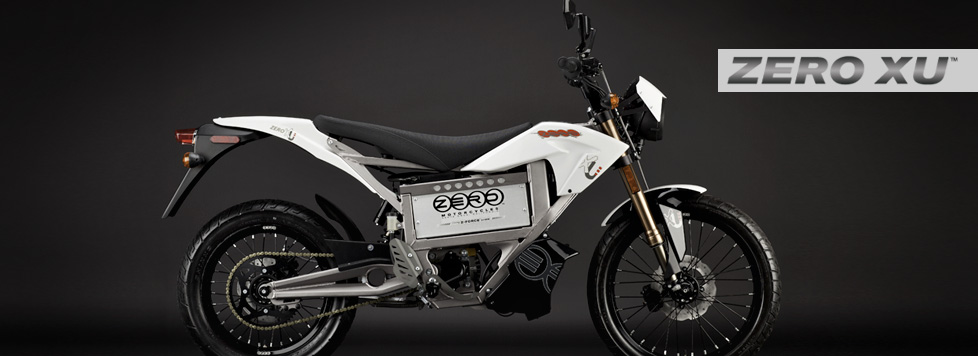 2011 Zero XU Electric Motorcycle